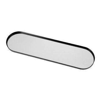 Margo Long Mirror Tray - Black