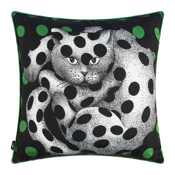 High Fidelity Silk Cushion - 45x45cm