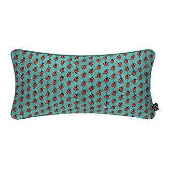 Mano Silk Reversible Cushion - 50x25cm