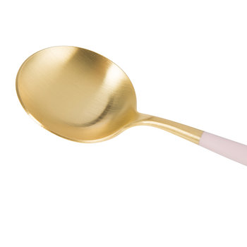 Goa Table Spoon - Pink/Gold