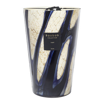 Stones Lazuli Scented Candle