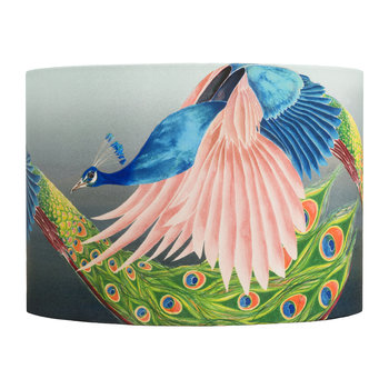 Flying Peacock Lamp Shade