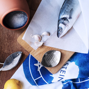 Fish Garlic Grater
