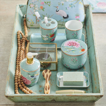 Good Morning Cotton Box - Blue