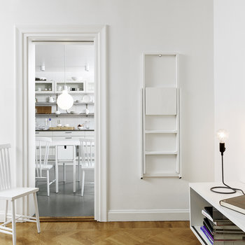 Step Ladder - White