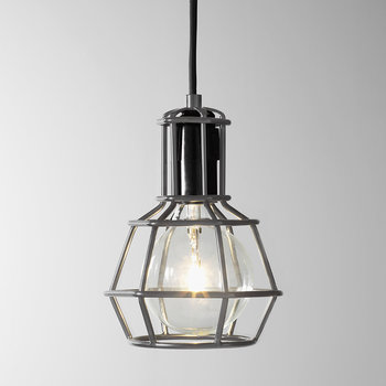 Work Lamp - Grey
