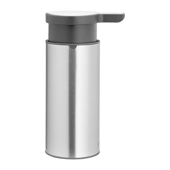 Soap Dispenser - Matt Steel