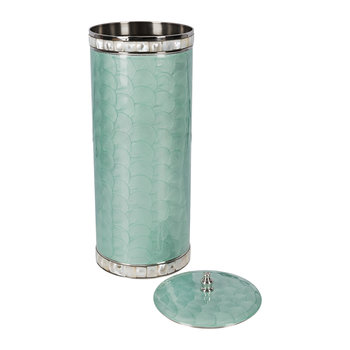 Classic Toilet Roll Holder - Aqua