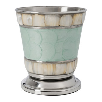 Classic Toothbrush Holder - Aqua