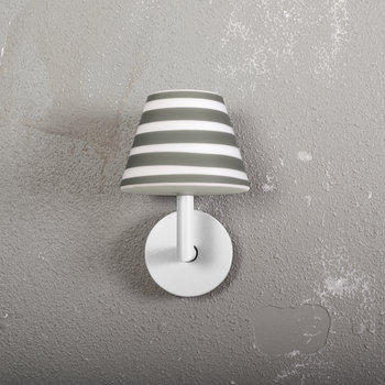 Add The Wally Wall Light - White
