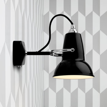 Original 1227 Mini Wall Light - Jet Black