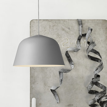Ambit Pendant Lamp - Grey