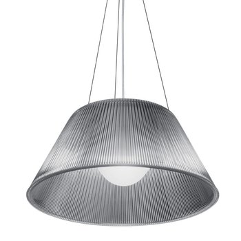 Romeo Moon S2 Suspension Light - Clear Glass