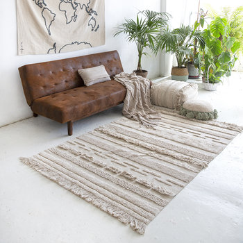 Air Washable Rug - 140x200cm - Natural