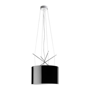 Ray S Ceiling Light - Black