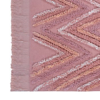 Earth Washable Rug - 170x240cm - Canyon Rose