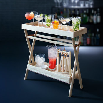 Mixologist Cocktail Table