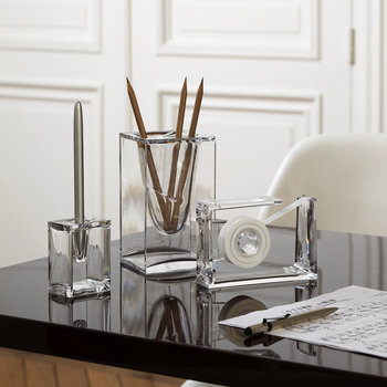 Liquid Pencil Holder - Crystal