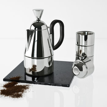Brew Espresso Cups - Set of 4 - Stainless Steel