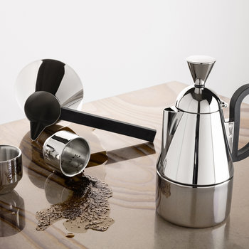 Brew Stove Top Coffee Maker - Stainless Steel