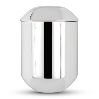 Form Tea Caddy - Stainless Steel