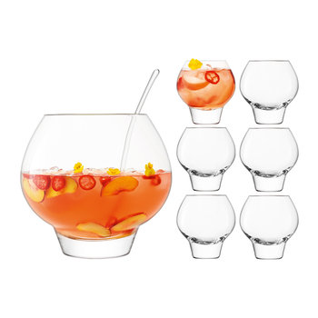 Rum Punch Bowl Set