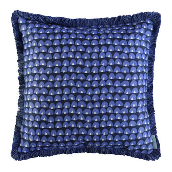 Tom Square Reversible Pillow - 45x45cm