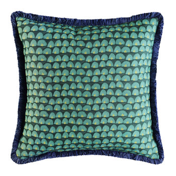 Tom Square Reversible Cushion - 45x45cm