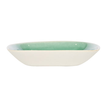 Maguelone Small Dipping Dish - Green Emerald