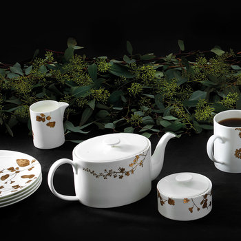 Jardin 3 Piece Tea/Coffee Set