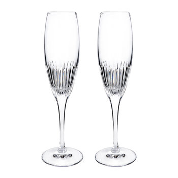 Calla Champagne Flutes - Set of 2