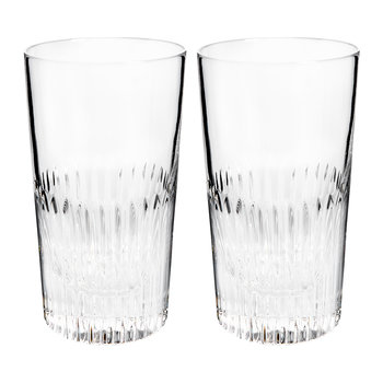 Verres Highball Calla - Lot de 2