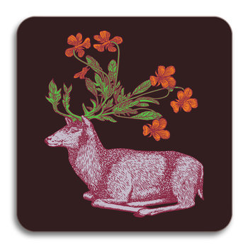 Puddin' Head - Animaux Coaster - Deer