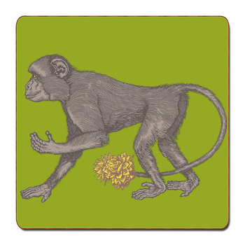 Puddin' Head - Animaux Coaster - Monkey