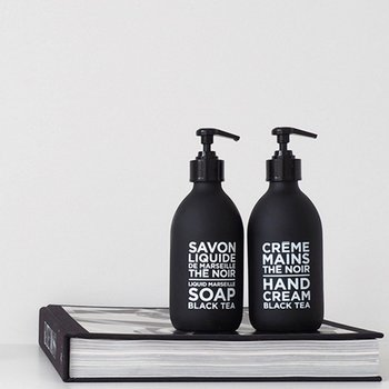 Black & White Liquid Soap - Black Tea - 500ml