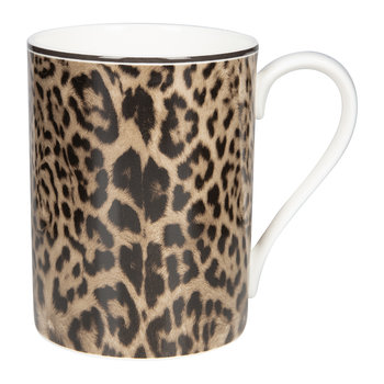 Jaguar Fine Bone China Mug