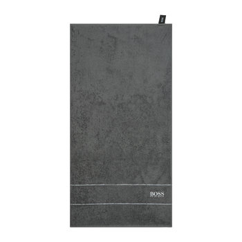 Plain Towel - Graphite