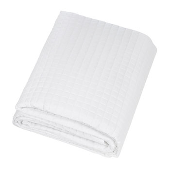 Metropolitan Throw - 260x240 - White