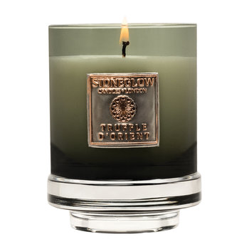 Métallique Collection Tumbler Candle - Truffle D'Orient