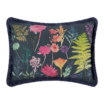 Peggy Midnight Reversible Cushion - 61x45cm