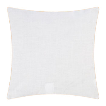 Elegant Bed Cushion - 45x45cm - Blush