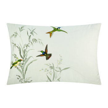 Fortune Pillowcase - Set of 2 - Mint