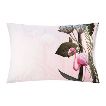 Pistachio Pillowcase - Set of 2 - Pink
