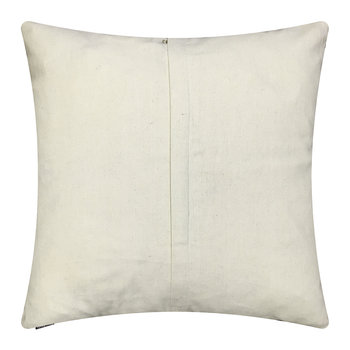 Cockatoo Velvet Pillow - Curry - 50x50cm