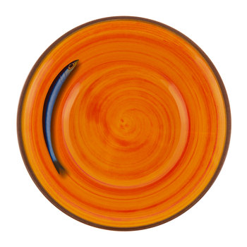Aimone Bowl - Orange - Small