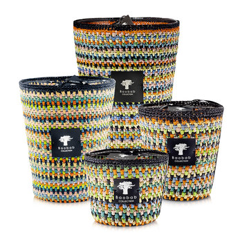 Raffia Scented Candle - Limited Edition - Maeva