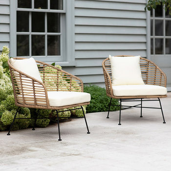Hampstead Armchair - Set of 2