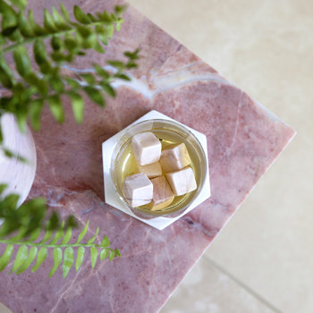 Marble Whisky Rocks - Pink