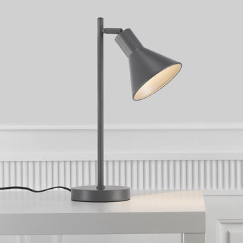 Eik Table Lamp - Grey