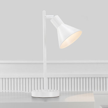 Eik Table Lamp - White